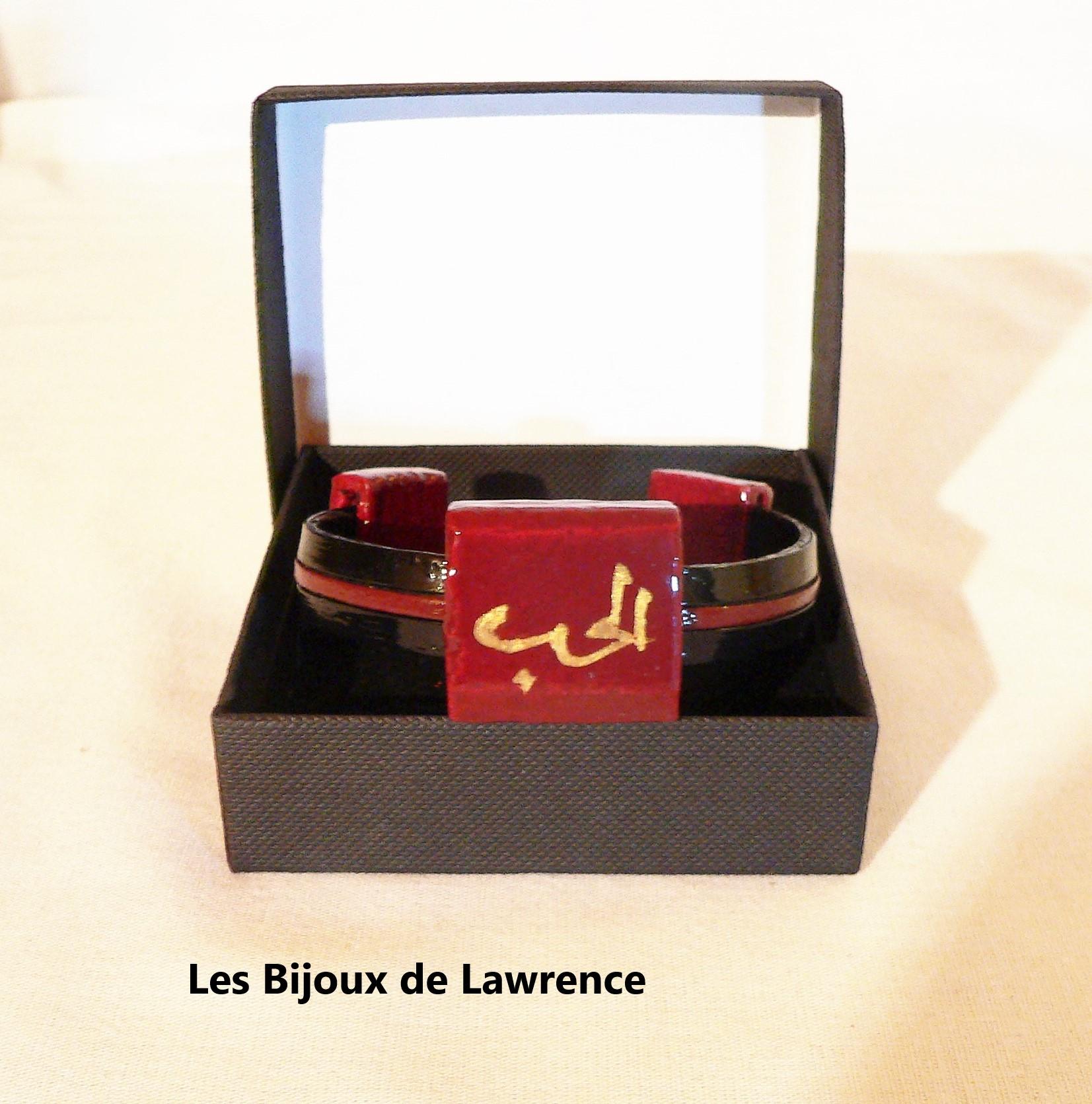 ceramic-bracelet-leatherandaluminum-range-calligraphy